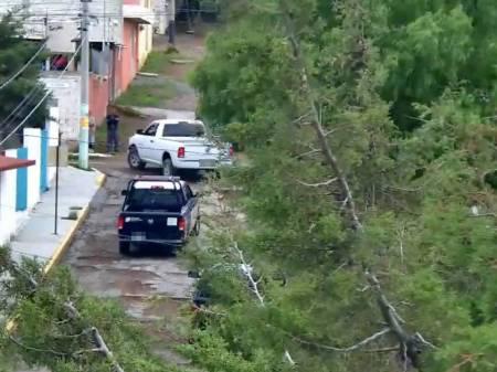 Tras denuncia por detonaciones, detiene SSP Hidalgo a tres con arma en Pachuca