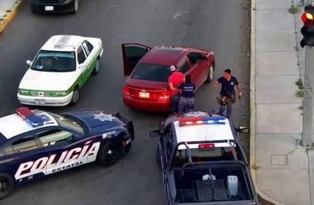 Tras presunto asalto a lavandería en Pachuca, detenido con videovigilancia del C5i y Policía Estatal1