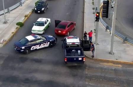 Tras presunto asalto a lavandería en Pachuca, detenido con videovigilancia del C5i y Policía Estatal2