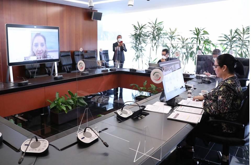 Alista el Senado reforma para establecer el Congreso Digital