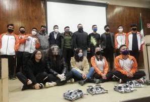 Alumnos de Bachillerato UAEH representarán a Latinoamérica en Robofest Internacional4
