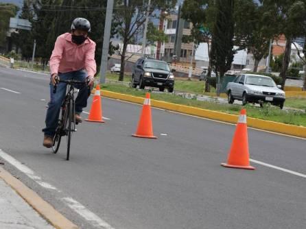 Anuncia Omar Fayad plan de movilidad Muévete en bici1