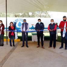 Ayuntamiento de Tizayuca y la CAAMTH inauguran la Primera Etapa de la Rehabilitación del Pozo Profundo de El Cid6