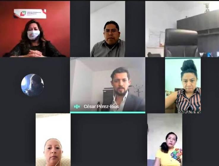 Capacita IHM a la Comisión de Búsqueda de Personas de Hidalgo en perspectiva de género 2