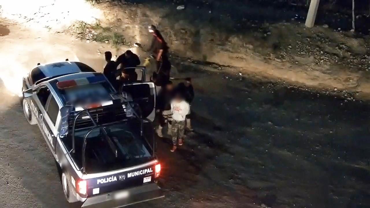 Con videovigilancia, previene y combate C5i Hidalgo el robo a comercios