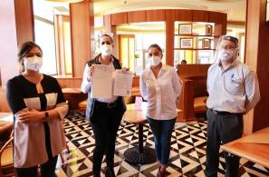 Continúa revisión de medidas sanitarias a las empresas1