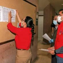 El PRI inicia registro de planillas, cumpliendo los protocolos de salud 2