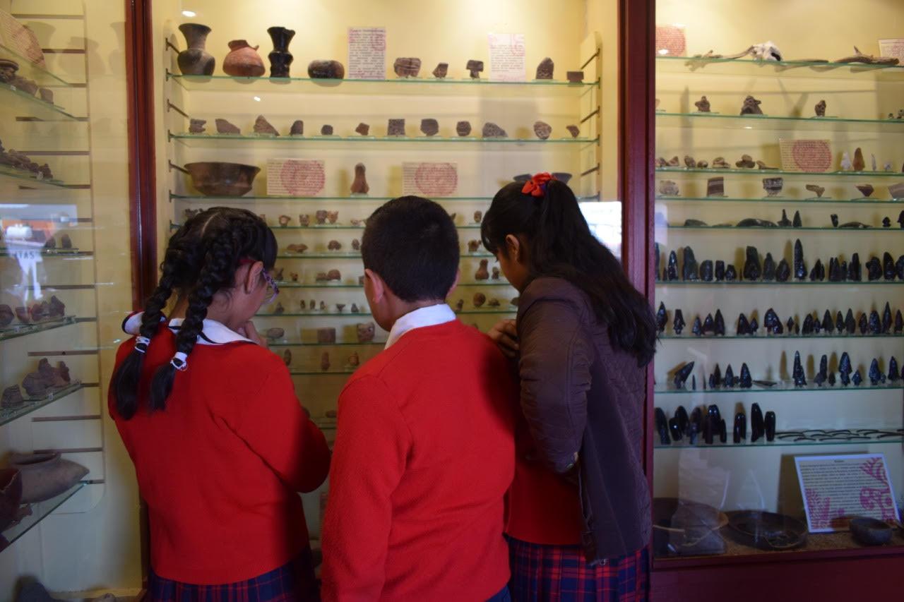 """Eligen ganadores de concurso """"Mi visita al museo"""" virtualmente en Santiago Tulantepec"""