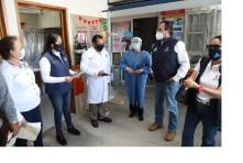 Encabeza SSH jornadas de intervención sanitaria para mitigar efectos de la pandemia en municipios con alerta máxima epidemiológica 5
