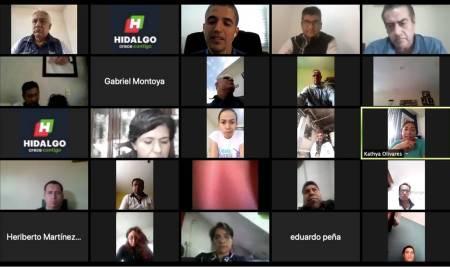 """Fernando Ferreyro Bravo impartió la sesión virtual """"Somatotipo evaluación y talento deportivo""""1"""