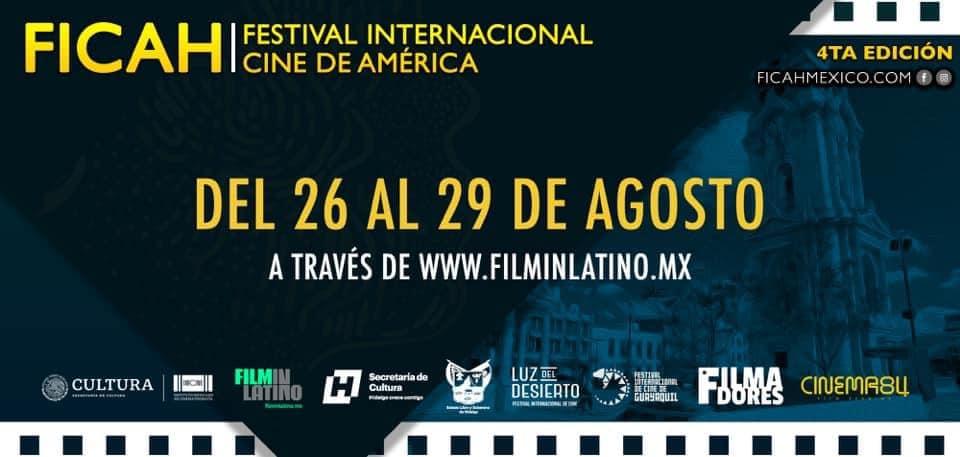 Festival Internacional de Cine de América será virtual