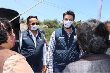 Gobierno de Hidalgo inicia rehabilitación carretera en el municipio de Tepeji del Río