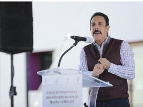 Hidalgo es referente nacional en atención oncológica infantil