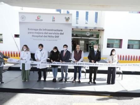 Hidalgo es referente nacional en atención oncológica infantil4