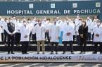 Hospital General de Pachuca cumplió 42 años de su creación2