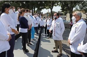 Hospital General de Pachuca cumplió 42 años de su creación3