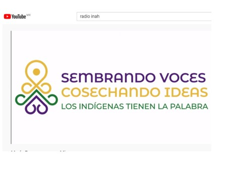INAH lanza programa de radio dedicado a las lenguas de México