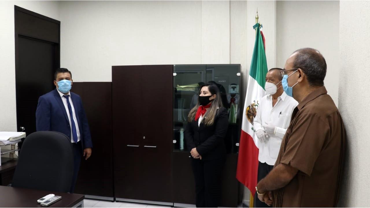 Magistrada presidenta del TSJEH inaugura nueva sede de juzgados en Huejutla2