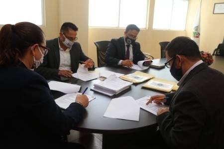 Mediante examen, la PGJEH asigna plaza para ocupar comandancia