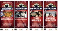 Ofrece Secretaría de Cultura Autocinema gratuito