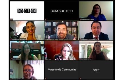 Organiza IEEH Presentación Virtual de libro sobre derechos político electorales de los Pueblos Indígenas 2