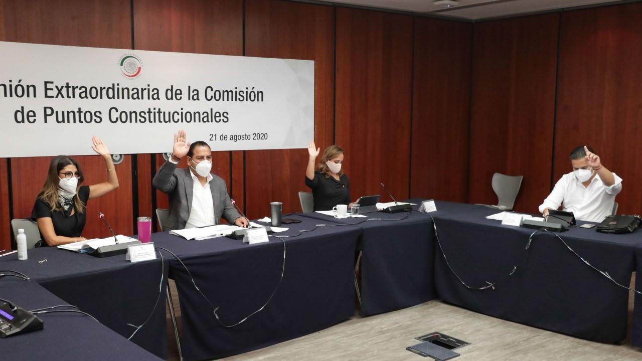 Podrá el Congreso de la Unión interponer acciones de inconstitucionalidad contra reformas a constituciones locales