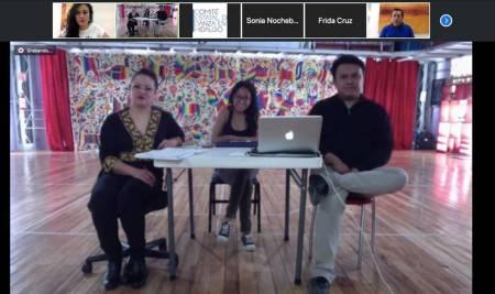 Presentan Programa de Reactivación de Compañías de Danza del Estado de Hidalgo2