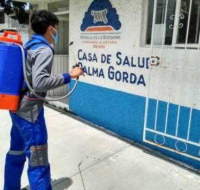 Presidencia municipal de Mineral de la Reforma, seguirá trabajando con guardias ante covid-19-4