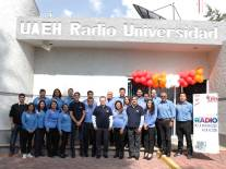 Recibe Sistema Universitario de Radio y Televisión UAEH reconocimiento internacional1