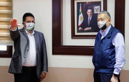 Renuevan titulares de las subsecretarías de gobierno la Huasteca y Valle del Mezquital3