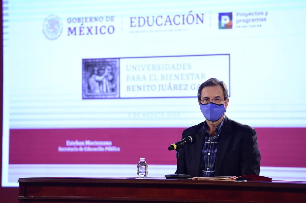 Tienen Universidades para el Bienestar Benito Juárez García un modelo educativo inclusivo y con perspectiva regional