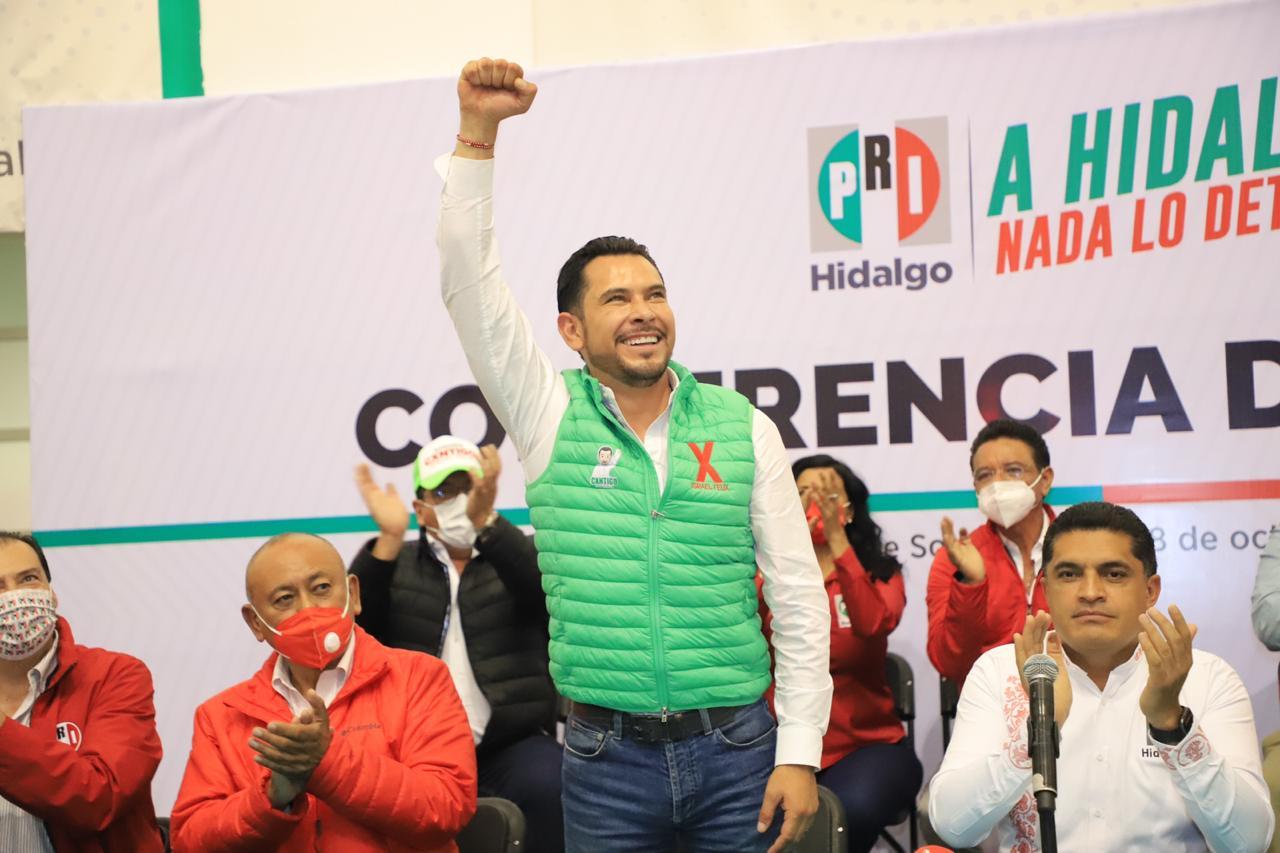 El PRI recupera Pachuca y Mineral de La Reforma | Agendahidalguense